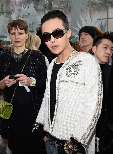 GD Haute Couture Chanel 2015-01-27 - Press - 3