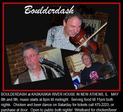 Boulderdash 5-8, 5-9-15