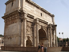 ancient roman architecture, arch, ancient history, landmark, architecture, roman temple, facade, column, triumphal arch,
