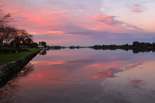 sunset nsw queenelizabethpark taree midnorthcoast manningriver manningvalley