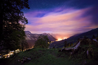 Hiking at Night | by jonas.wagner