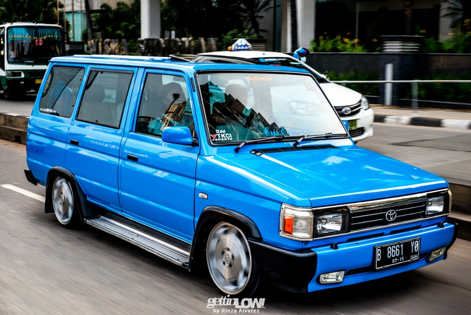 GETTINLOW - Toha's 1996 Toyota Kijang Grand Extra