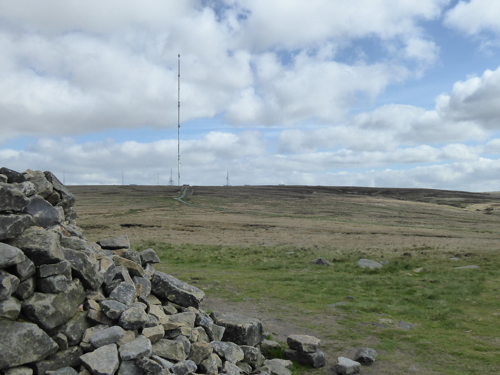 Winter Hill from Two Lads