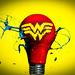 Wonder Woman by WideEyedIlluminations