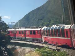 Bernina Express - Tirano to Brusio