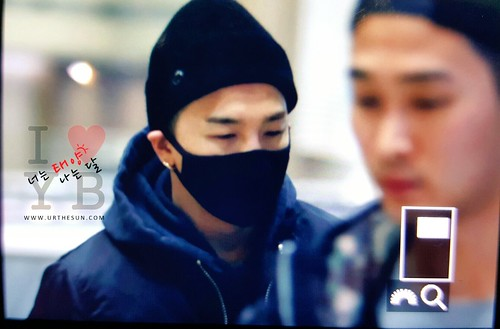 Big Bang - Incheon Airport - 07dec2015 - Urthesun - 01