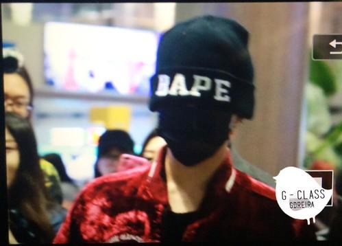 Big Bang - Incheon Airport - 26jul2015 - GDREIRA - 01