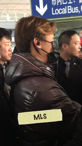 Big Bang - Beijing Airport - 31dec2015 - MyLadies - 17