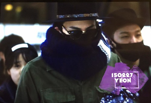 Big Bang - Gimpo Airport - 27feb2015 - G-Dragon - J_withG - 01