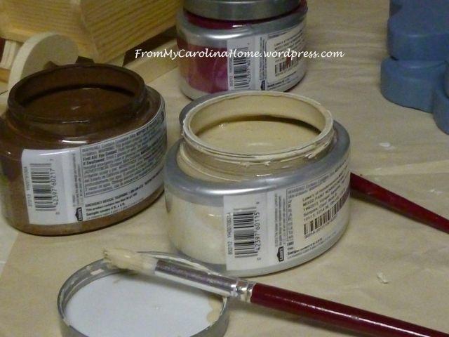 paint samples