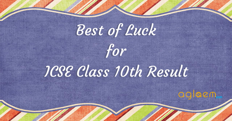 ICSE Result 2020 (Today) - Check ICSE 10th Result 2020