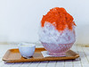 草莓牛奶冰