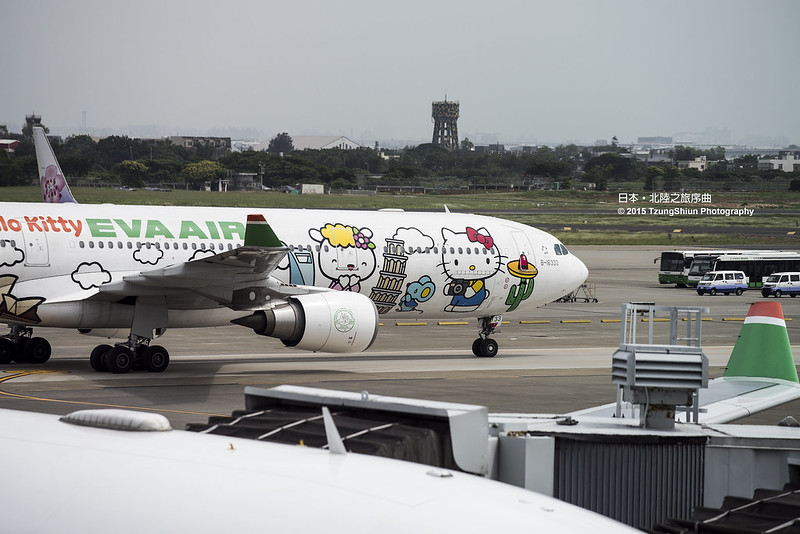 長榮航空 Hello Kitty 專機