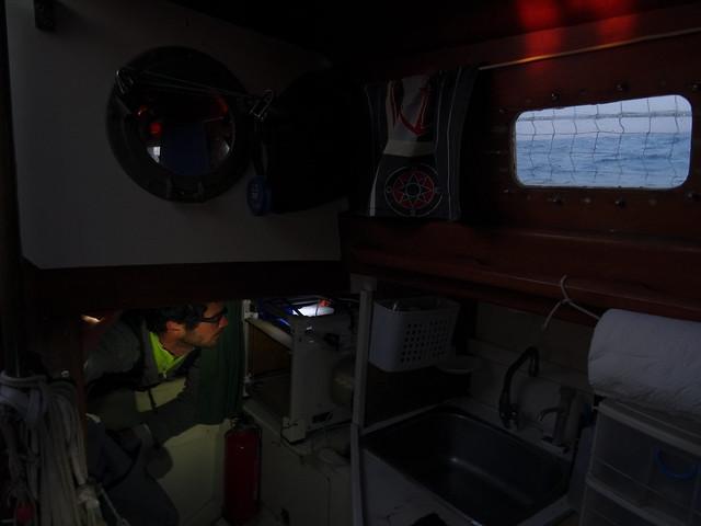 3D printing at sea