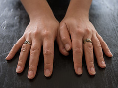 hand, ring, finger, jewellery, limb, close-up, nail, wedding ring,