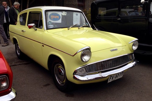 Ford Anglia - Santiago, Chile