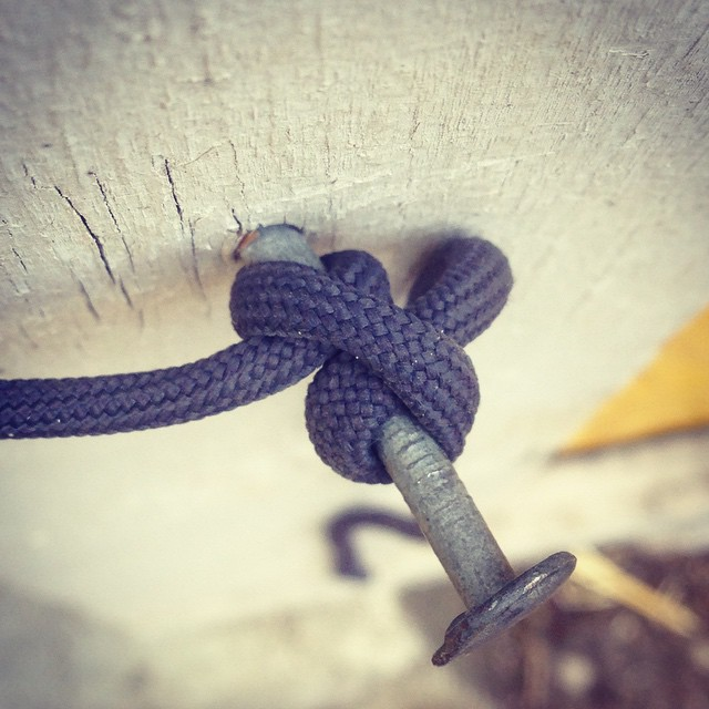 Tiny Home Designs: Clove Hitch Definition/meaning