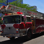 Cornwall Fire Department Highland Engine Company No. 1 Truck 402