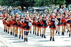 Martin High School Pom Pom Squad, 1996 Arlington July 4 Parade