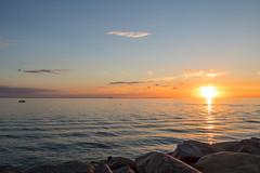 Sea at Sunset