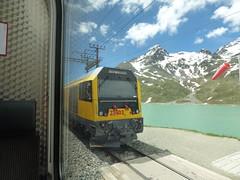 Bernina Express - Cavaglia to Diavolezza