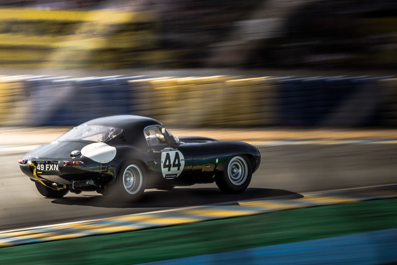 Jaguar E-Type Low Drag (1963)