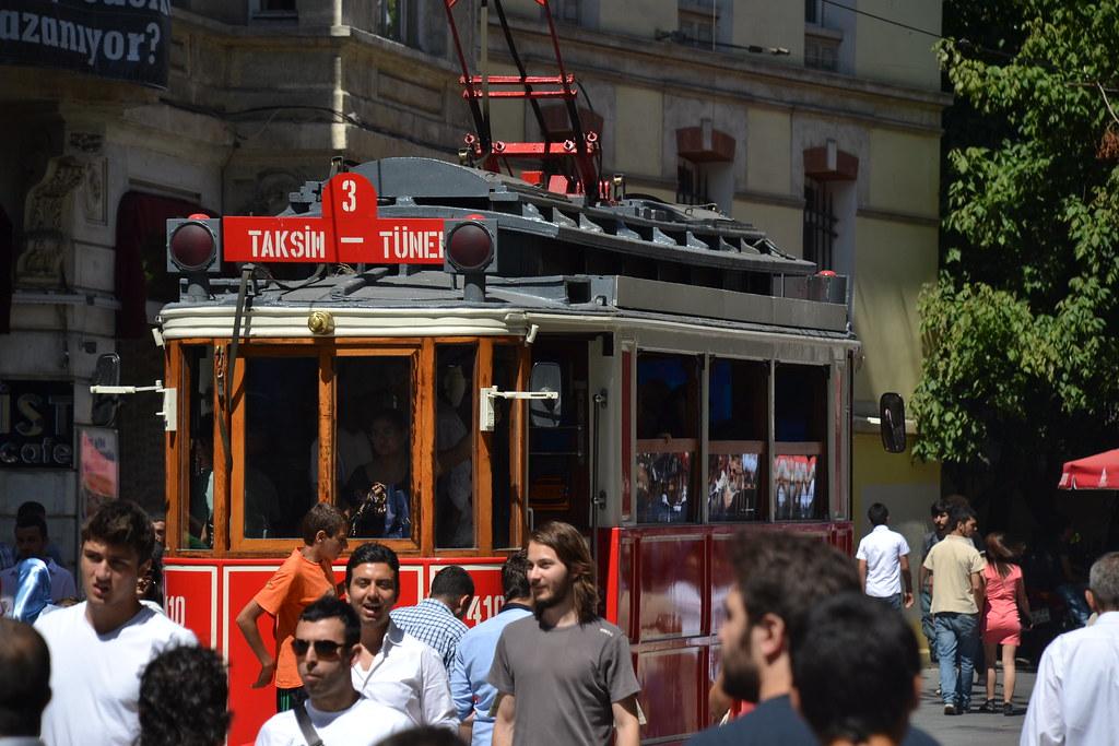 Taksim電車