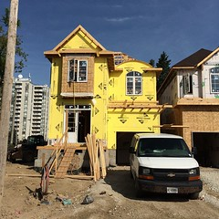 We're building our new model home in #Georgetown to #LEED standards; stay tuned for an opening date! #LifeStoreys