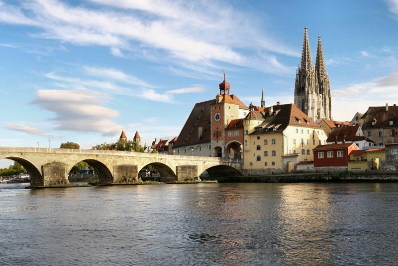 Ciudad alemana medieval