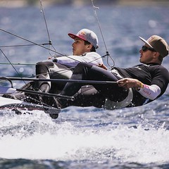 What´s the plan?  1.6.-20.6. training in Kiel 22.6.-28.6. KIELER WOCHE 30.6.-6.7. training in Porto 7.7.-12.7. EUROPEAN CHAMPIONSHIP  Stay tuned, we keep you posted! Erik&Tomi  #AUDI #SAP #RedBull #givesyouwings