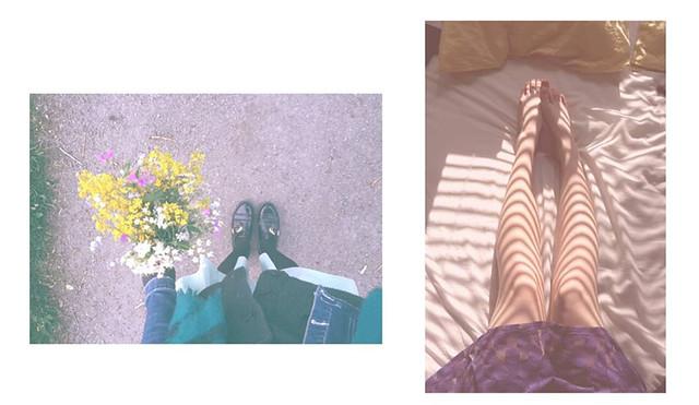 kukkiavarjoja