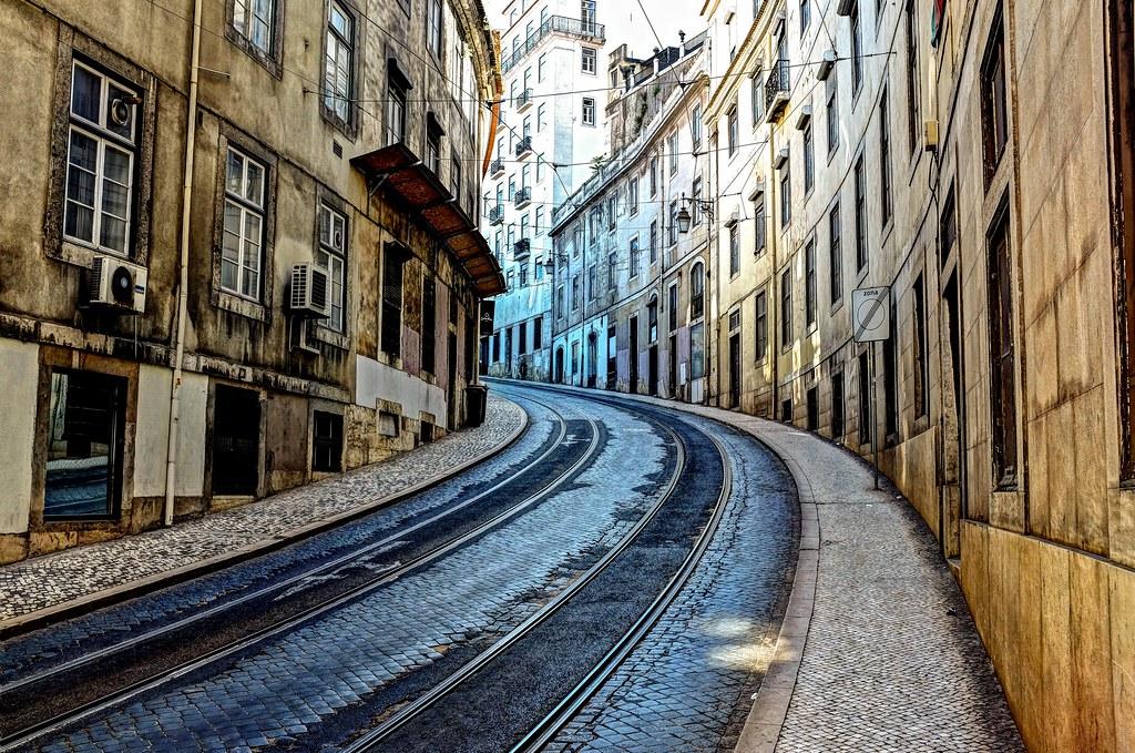 Calçada São Francisco by Vexes on Flickr