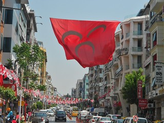 Massive Turkish Flag