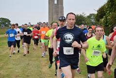 START - The Braveheart 5KM Trail Race 2015