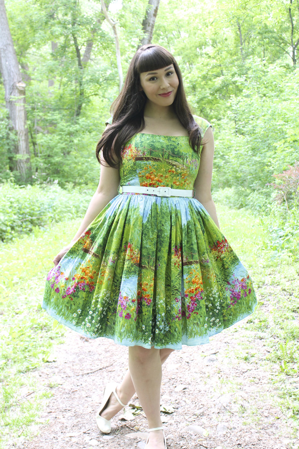 bernie dexter vintage dress