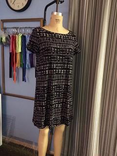 Seamwork Mesa Dress
