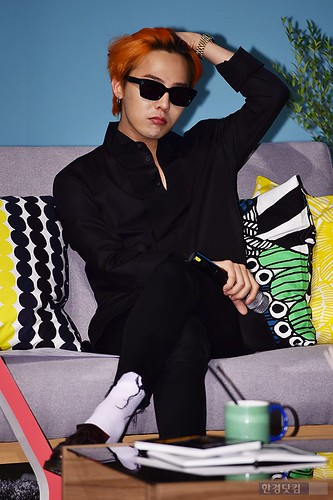 G-Dragon - Airbnb x G-Dragon - 20aug2015 - hankyung - 08