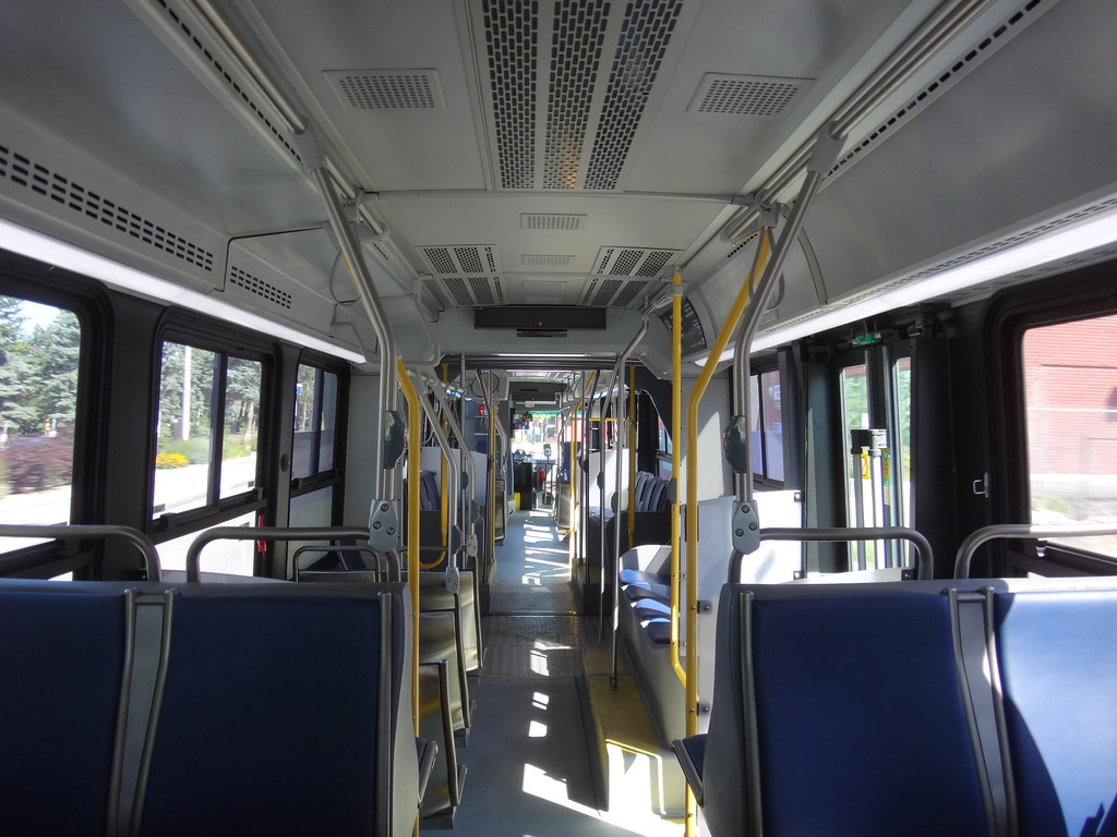 STO Nova Bus LFS Artic HEV 1601