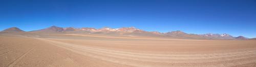 Le Sud Lipez: le désert Siloli