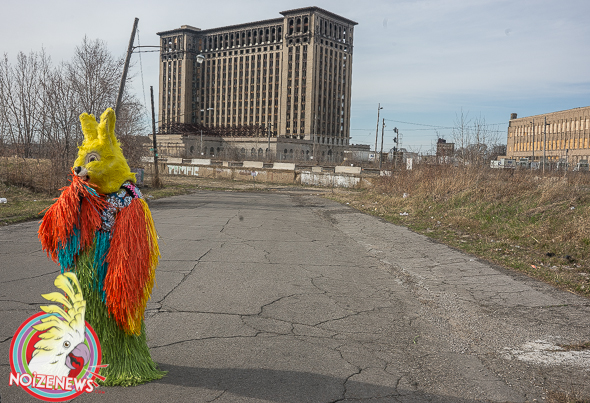 A Day in Detroit Photos