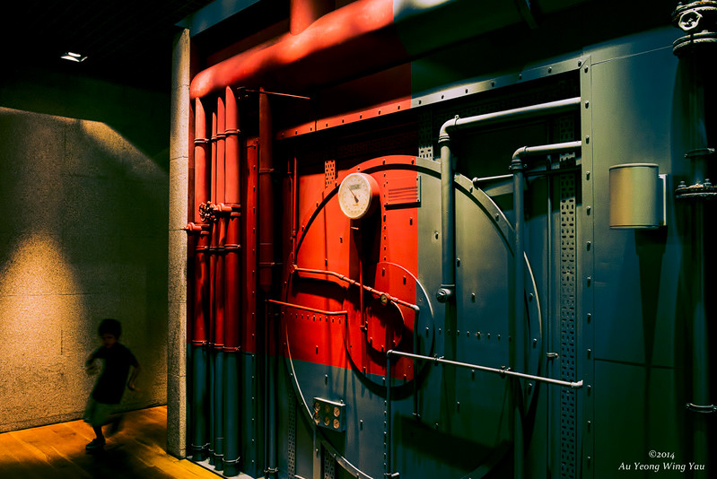 Industrial Interior Colours