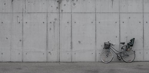 Concrete bike