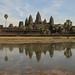 Angkor Wat reflejo 4