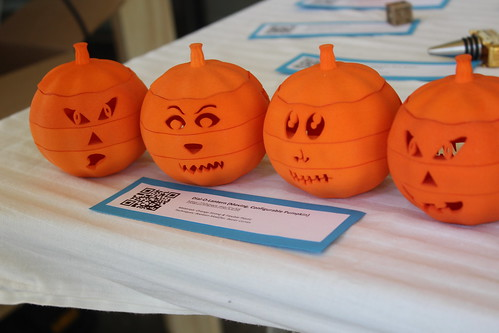 National Maker Faire - Army of Dial-O-Lanterns