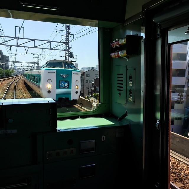 Photo:381系 くろしお By kimuchi583