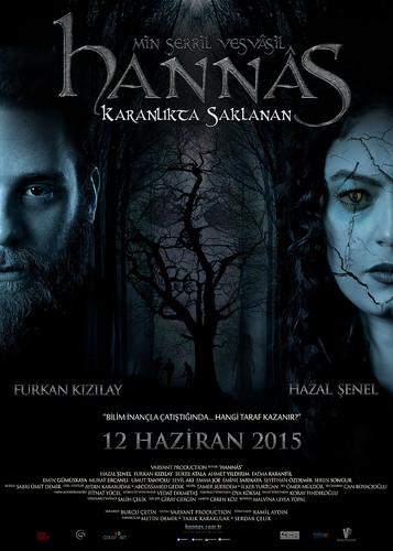 Hannâs: Karanlıkta Saklanan (2015)