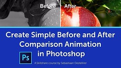 "Free: ""Create Simple Before and After Comparison Animation in Adobe Photoshop"" https://t.co/E0SkVBWF71"