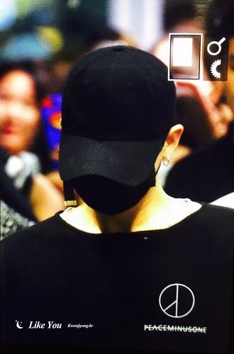 BIGBANG Arrival Seoul from Dalian 2016-06-26 (27)