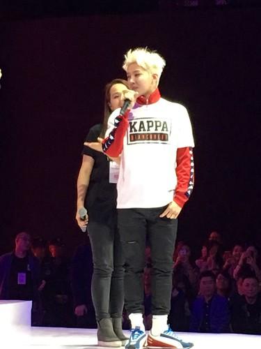 G-Dragon - Kappa 100th Anniversary Event - 26apr2016 - MISSXXXAMY - 01