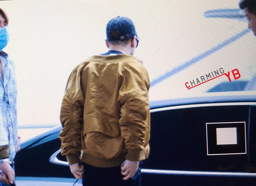 Big Bang - Incheon Airport - 24jun2016 - CharmingYB - 03